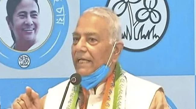 Bengal Results To Impact UP Assembly Poll, 2024 General Election: Yashwant Sinha