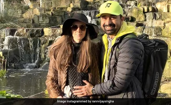 Rannvijay Singha And Wife Prianka Announce Second Pregnancy On Instagram