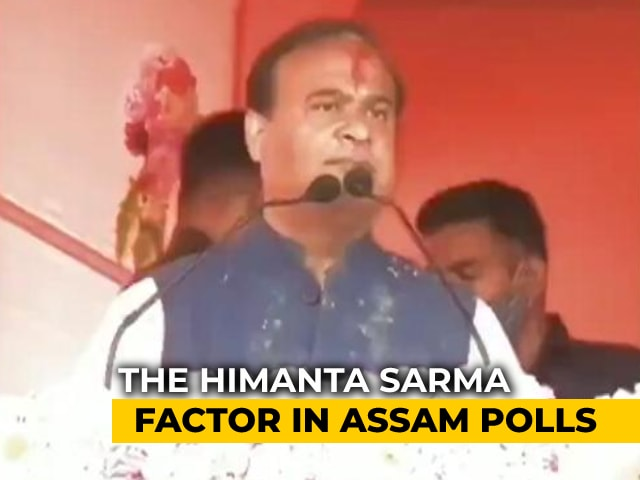Video : How Himanta Sarma Has Emerged As Key Factor For BJP In Assam