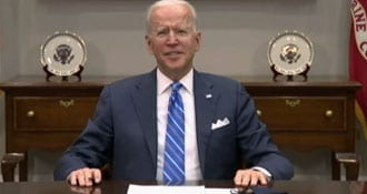 """Desperately Needed"": Biden Hails Passage Of $1.9 Trillion Covid Package"