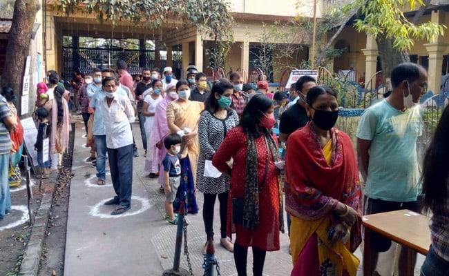 पश्चिम बंगाल, असम चुनाव २०२१: बंगाल में लगभग out०% मतदान, १ चरण में असम में Assam३% मतदान: २० अंक