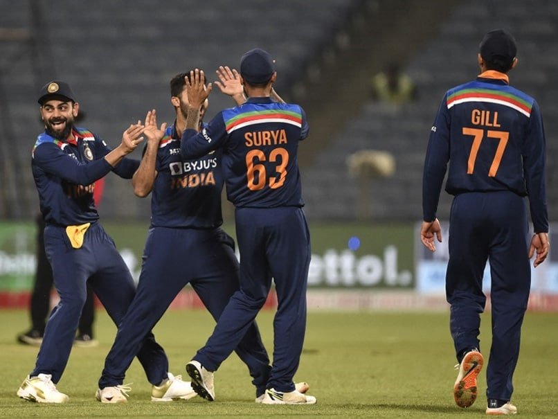 IND vs ENG, 1st ODI Highlights: India Beat England By 66 Runs To Go 1-0 Up In 3-Match Series
