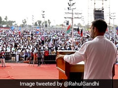 """""""Tamil Nadu's EPS Bows Down To PM Because He's Corrupt"""": Rahul Gandhi"""