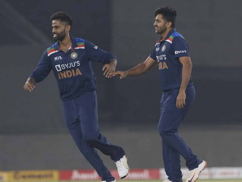 India vs England: Suryakumar Yadav, Shardul Thakur Interview Each Other After 4th T20I Heroics. Watch