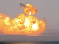 SpaceX Starship Rocket Prototype Nails Landing... Then Blows Up