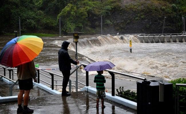 Mass Evacuations As Rains Cause Record Flooding In Australia