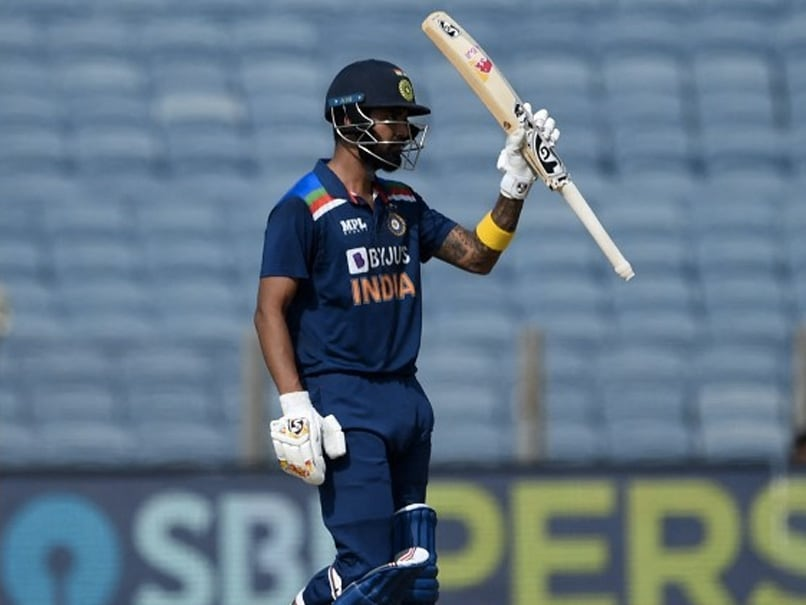 IND vs ENG, 2nd ODI: KL Rahul Smashes Fifth ODI Hundred