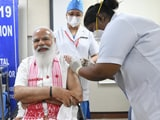 Video : PM Modi Takes First Shot Of Covid Vaccine, And Other Top Stories