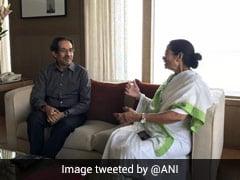 """<i>Didi</i> Vs All"": Sena Says Won't Fight In Bengal, Will Back Mamata Banerjee"