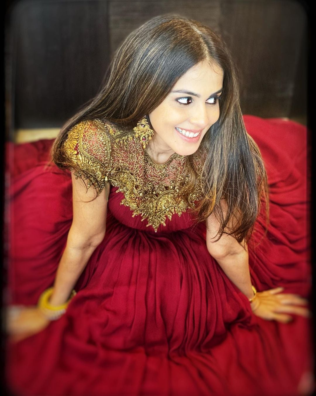 Genelia D'Souza Is In Festive Mood For Holi 2021 And We Have Proof!
