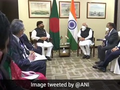 PM Modi Discusses Bilateral Ties With Bangladesh Foreign Minister