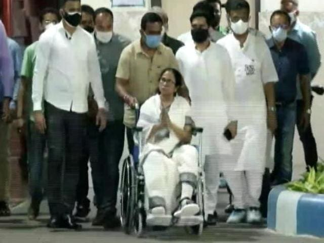 Video : Top News Of The Day: Mamata Banerjee Discharged From Hospital