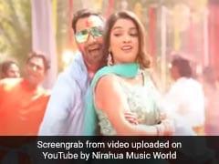 Amrapali Dubey और Nirahua के होली सॉन्ग ने जमाया रंग, 2 करोड़ से ज्यादा बार देखा गया Video