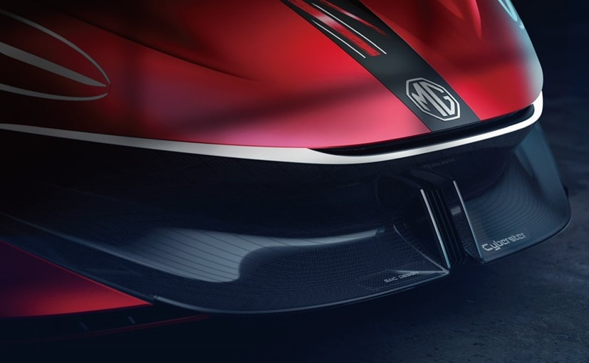 MG Motor is expected to officially unveil the new electric supercar on March 31, 2021
