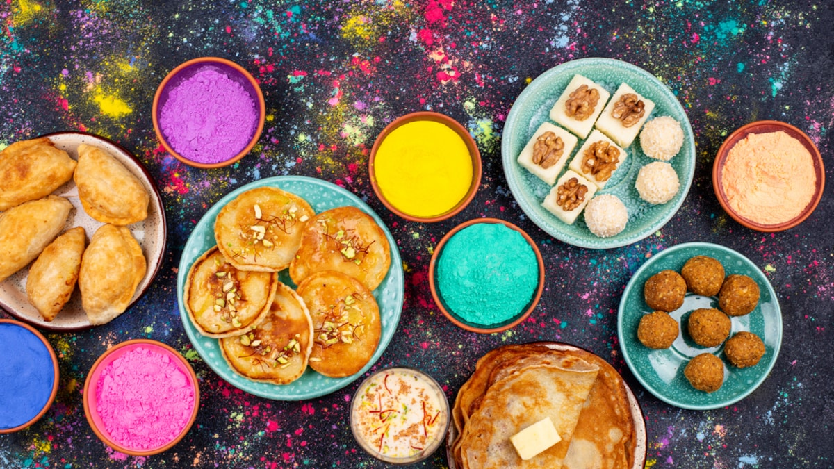 Holi 2021: 7 Quick Snacks To Make At Home With Simple Ingredients