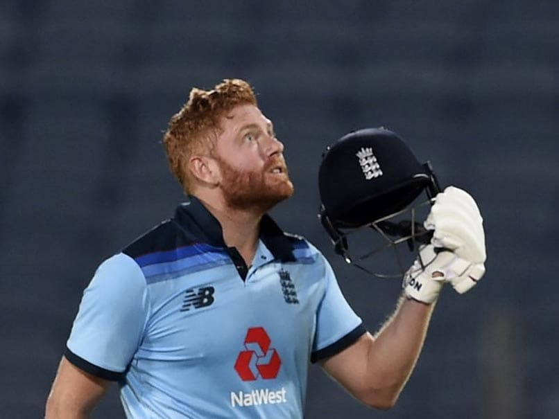 """India vs England: """"Team That Hits The Most Boundaries Generally Wins The Game"""" In White-Ball Cricket, Says Jonny Bairstow"""