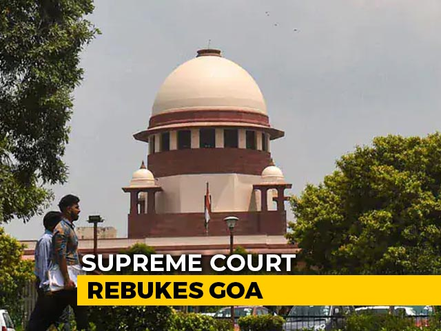 Video : Government Official Can't Be Election Commissioner: Top Court Rebukes Goa