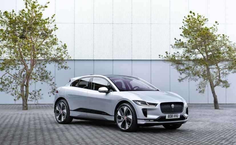 The Jaguar I-Pace is the first fully electric vehicle from the company to be launched in India