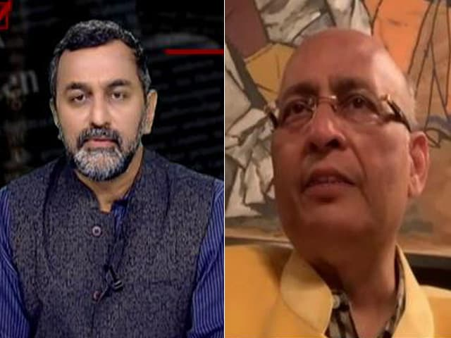 "Video : ""Can't Rake It Up During Polls"": Abhishek Singhvi On Row Over Bengal Alliance"