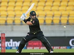 Aaron Finch Becomes First Australia Batsman To Hit 100 Sixes In T20Is