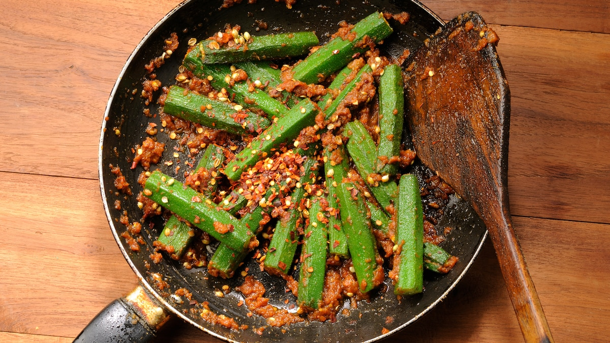 7 Clever Tips To Prevent Bhindi From Turning Sticky And Slimy