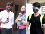 Video : Jet Set Go: Shahid Kapoor, Remo D'Souza Spotted At The Airport