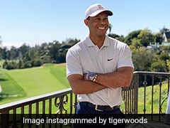 Tiger Woods Says Back Home And Recovering After Car Crash