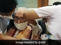 103 साल की महिला को लगी कोरोना वैक्सीन, देश में टीका लेने वाली सबसे उम्रदराज महिला : रिपोर्ट