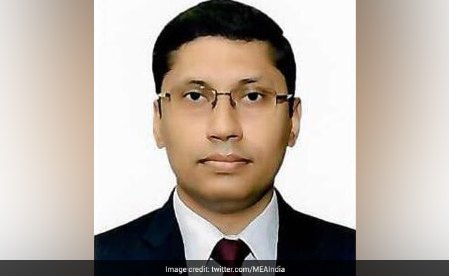 Arindam Bagchi Takes Charge As Ministry Of External Affairs Spokesperson