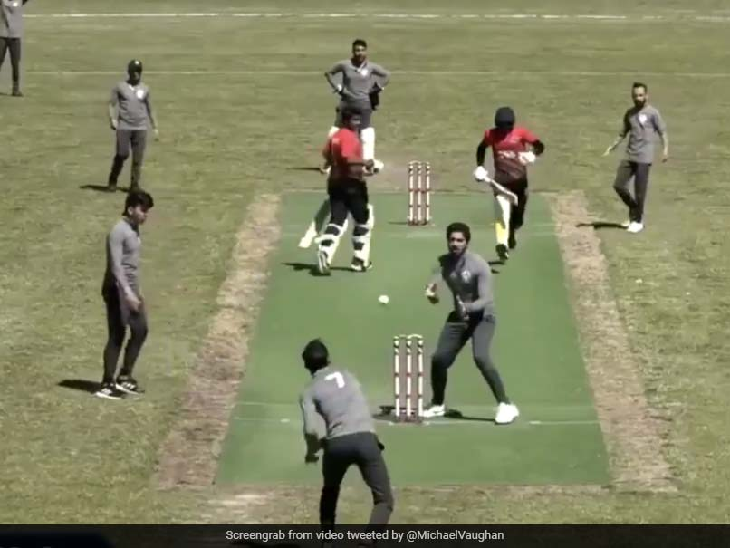 """""""Now This Is Proper Cricket!!!"""": Michael Vaughan Shares Hilarious Cricket Video On Twitter. Watch"""