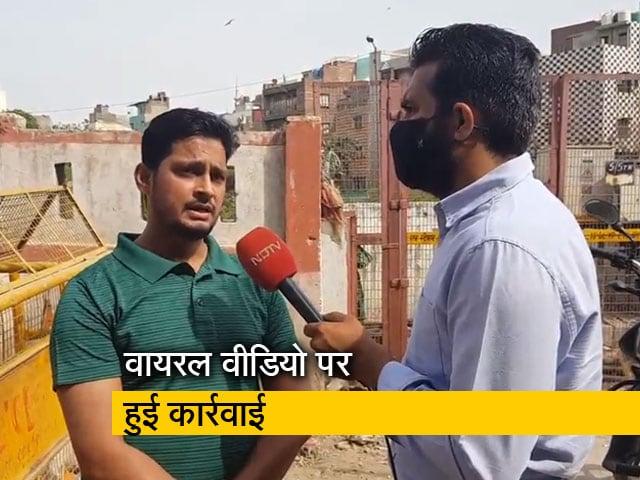 Videos : पाकिस्तान मुर्दाबाद के नारे पर युवक को पीटने का वीडियो पुलिस को देने पर आरिफ की तारीफ