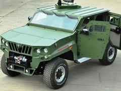 Mahindra Bags Order For 1300 Light Specialist Vehicles Worth Rs. 1,056 Crore From Ministry Of Defence