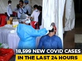 Video : COVID-19: India Records 18,599 New Cases, 97 Deaths