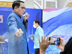 Watch: This PM Sprays Reporters With Hand Sanitiser To Duck Tricky Questions