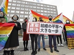 """Not Allowing Same-Sex Marriage Is """"Unconstitutional"""": Japan Court"""