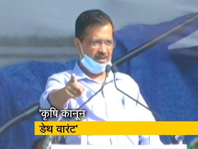 Videos : देश प्रदेश : जयंत चौधरी-प्रियंका गांधी के बाद UP के सियासी अखाड़े में कूदे केजरीवाल