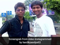 Hardik Pandya's Heartwarming Birthday Video For Big Bro Krunal