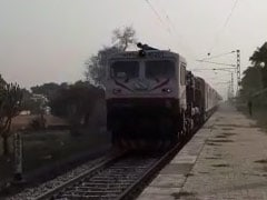 3 Railway Officials Suspended After Train Moves In Reverse Direction