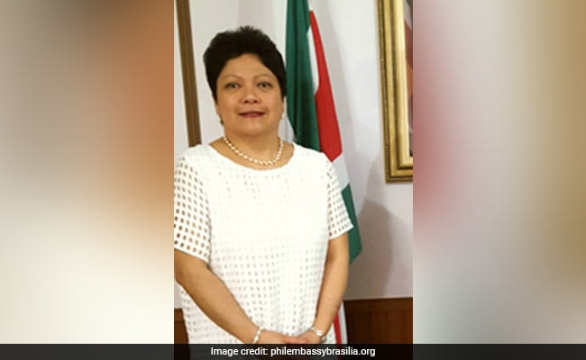Philippines Diplomat Sacked After She Was Caught On Camera Abusing Maid
