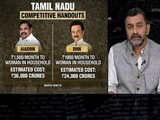 Video: Tamil Nadu: Who Will Pay For Poll Freebies?