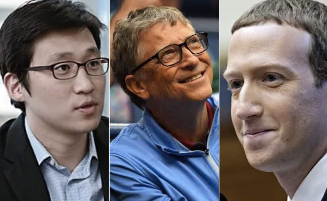 Bom Kim To Bill Gates: 7 Harvard Dropouts Who Made It To The Top - NDTV