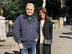 Neetu Kapoor Shares Memories From Her Last Trip To New York With Rishi Kapoor