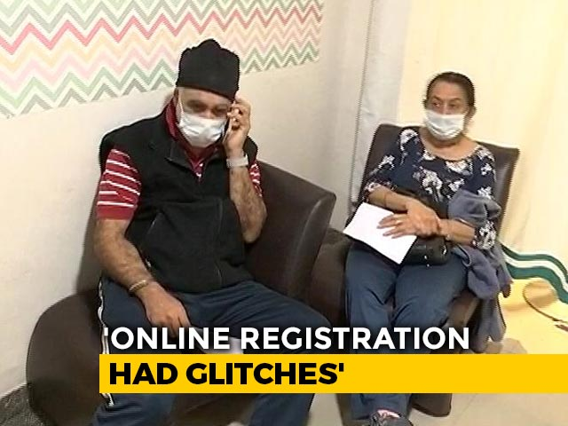Video : Senior Citizens With Heart Diseases And Cancer Feel Reassured After Vaccination