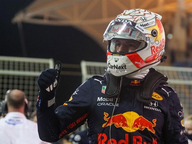 Bahrain GP: Max Verstappen Beats Lewis Hamilton To Pole At Season-Opening Grand Prix