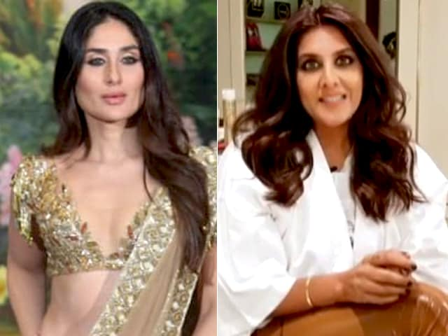 Video : On Weekending, Get Inspired By Kareena Kapoor; Learn The Art Of Contouring