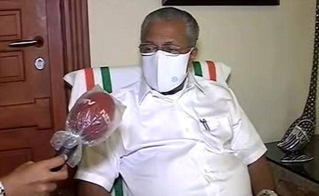 Kerala Chief Minister Pinarayi Vijayan Meets PM, Seeks GST Dues Clearance