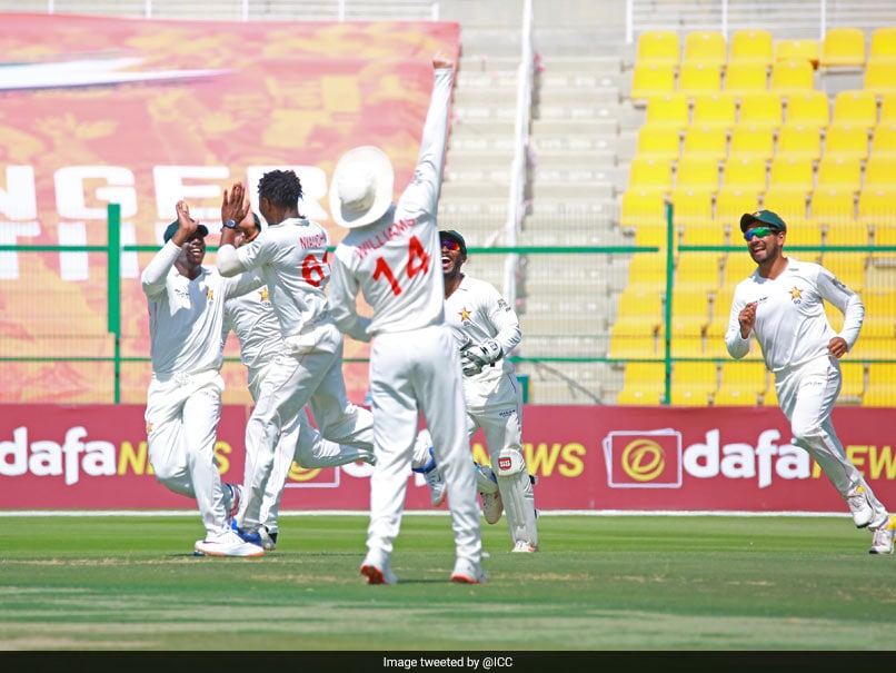 AFG vs ZIM, 1st Test: Sean Williams Century, Bowlers Help Zimbabwe Trounce Afghanistan | Cricket News