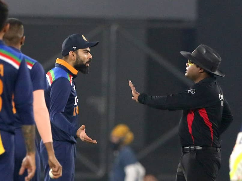 India vs England: Virat Kohli, Jos Buttler In A Heated Exchange After Latters Dismissal In 5th T20I. Watch