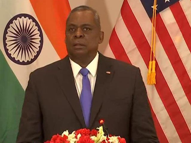 """Video : """"Sanctions Not Discussed"""": US On India's Plan To Buy Russian Missile"""