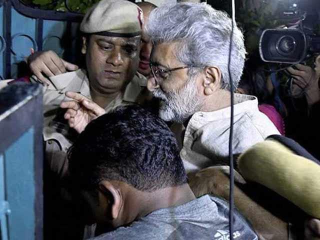 Video : Top Court To Hear Gautam Navlakha's Bail Plea In Bhima Koregaon Case